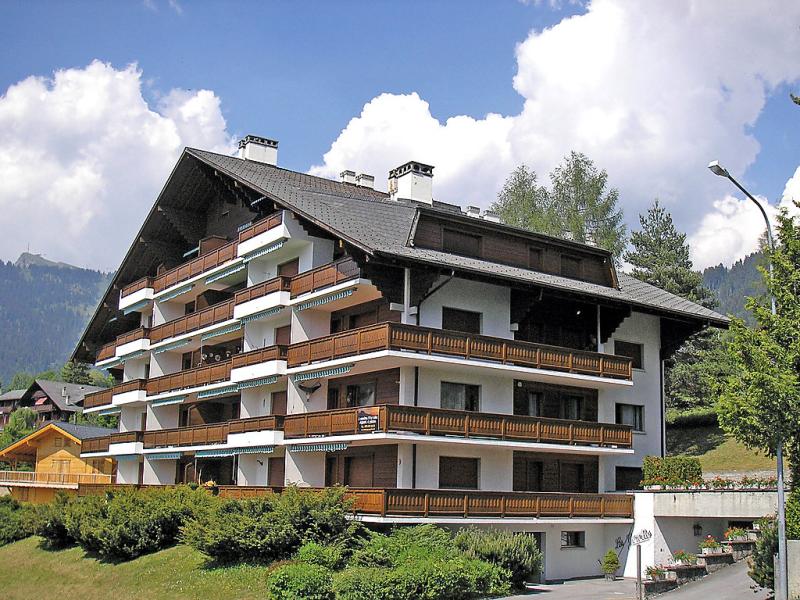 Les girolles 141516,Vivienda de vacaciones en Villars, Alpes Vaudoises, Suiza  con piscina privada para 2 personas...