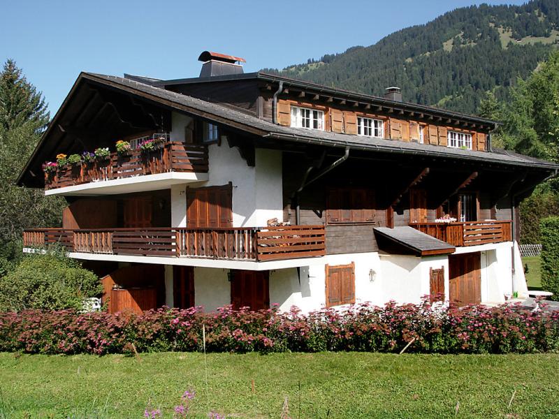 Les seracs 1 141524,Vivienda de vacaciones en Villars, Alpes Vaudoises, Suiza para 4 personas...