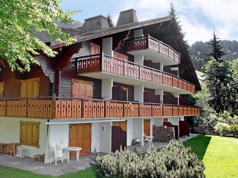 Sapin bleu 141533,Vivienda de vacaciones en Villars, Alpes Vaudoises, Suiza para 4 personas...
