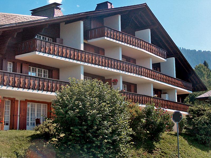 Le mont blanc 8 141573,Vivienda de vacaciones en Villars, Alpes Vaudoises, Suiza para 4 personas...
