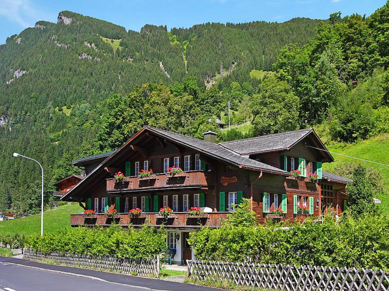 Schwendihus 142332,Apartamento en Grindelwald, Bernese Oberland, Suiza para 4 personas...