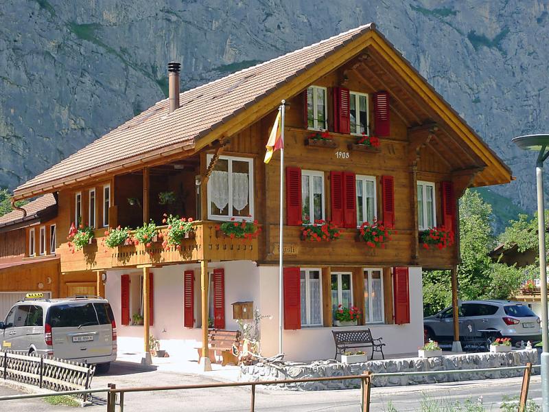 Rsli 142363,Vivienda de vacaciones en Lauterbrunnen, Bernese Oberland, Suiza para 2 personas...