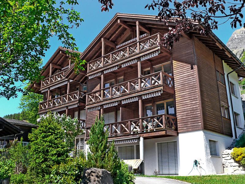 Rose 142370,Apartamento en Wengen, Bernese Oberland, Suiza para 2 personas...