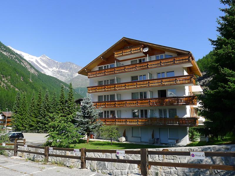 Apollo 142430,Apartamento en Saas-Almagell, Valais, Suiza para 2 personas...