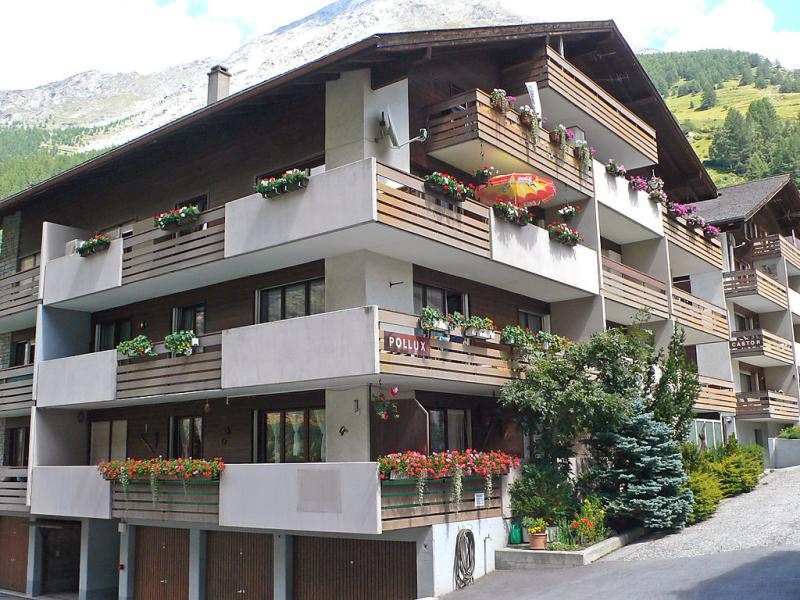 Castor und pollux 142517,Apartamento en Täsch bei Zermatt, Valais, Suiza para 2 personas...