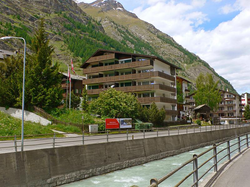 Matten utoring 142550,Apartamento en Zermatt, Wallis, Suiza para 4 personas...