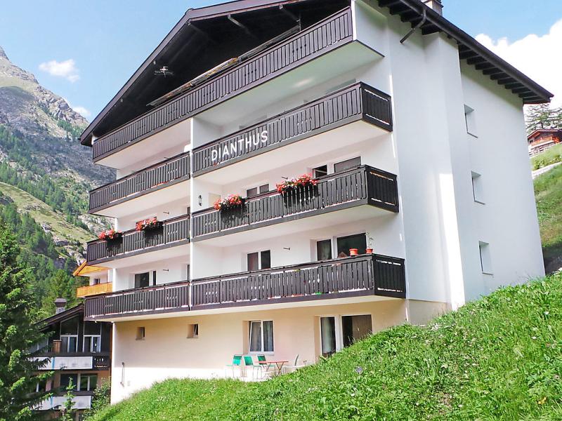 Dianthus 142627,Apartamento en Zermatt, Wallis, Suiza para 2 personas...
