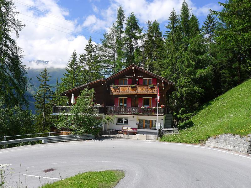 Lrchenheim 142659,Apartamento en Sankt Niklaus, Valais, Suiza para 4 personas...