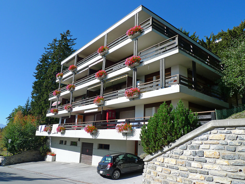 Yuca b 142793, Apartment in Crans-Montana, Valais, Switzerland for 2 persons...