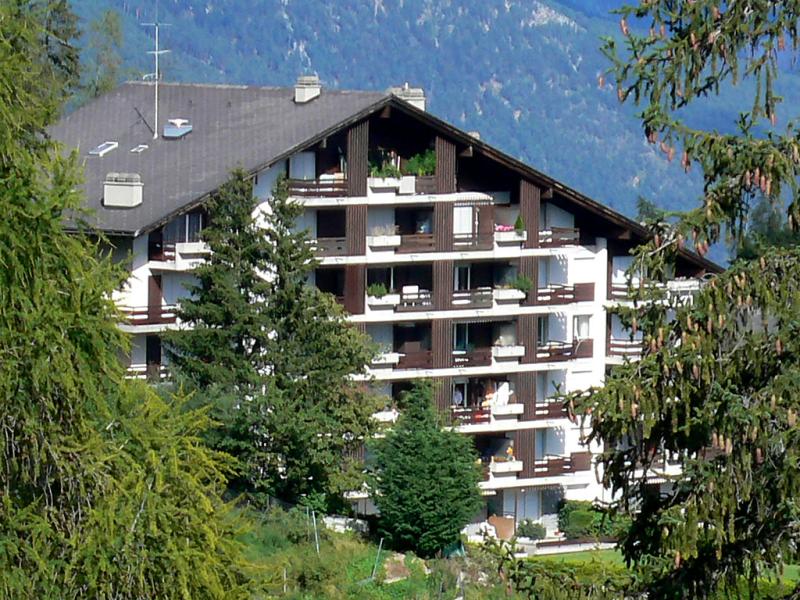 Clairazur 142805,Apartamento en Crans-Montana, Valais, Suiza para 2 personas...