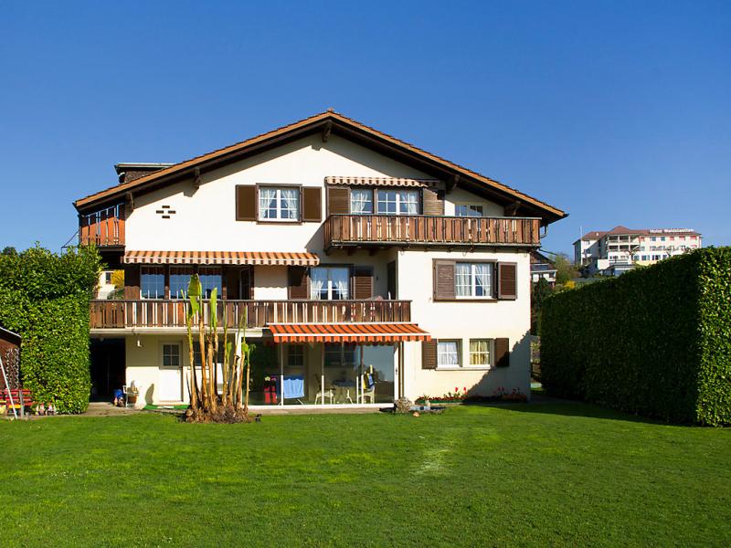 Beau site 143057,Apartamento en Weggis, Central Switzerland, Suiza para 2 personas...