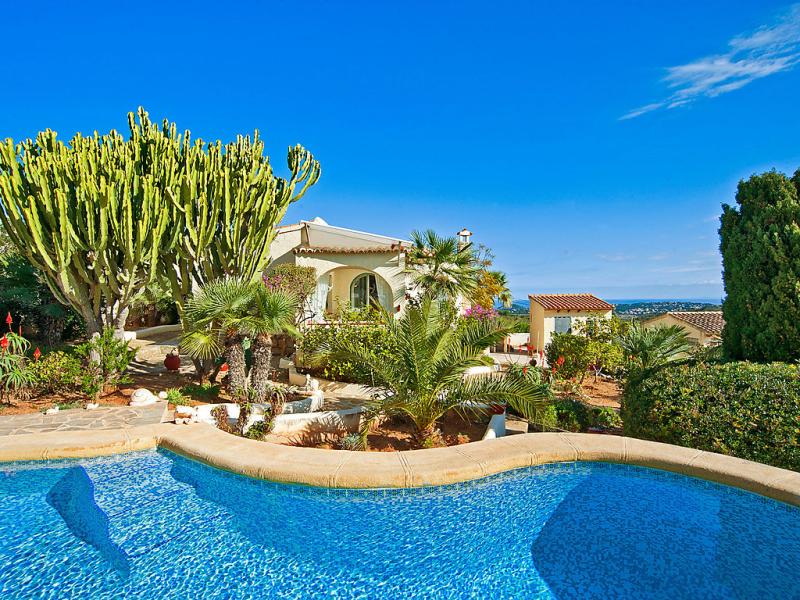 La caissa 147341,Villa en Jávea-Benitachell, en la Costa Blanca, España  con piscina privada para 4 personas...