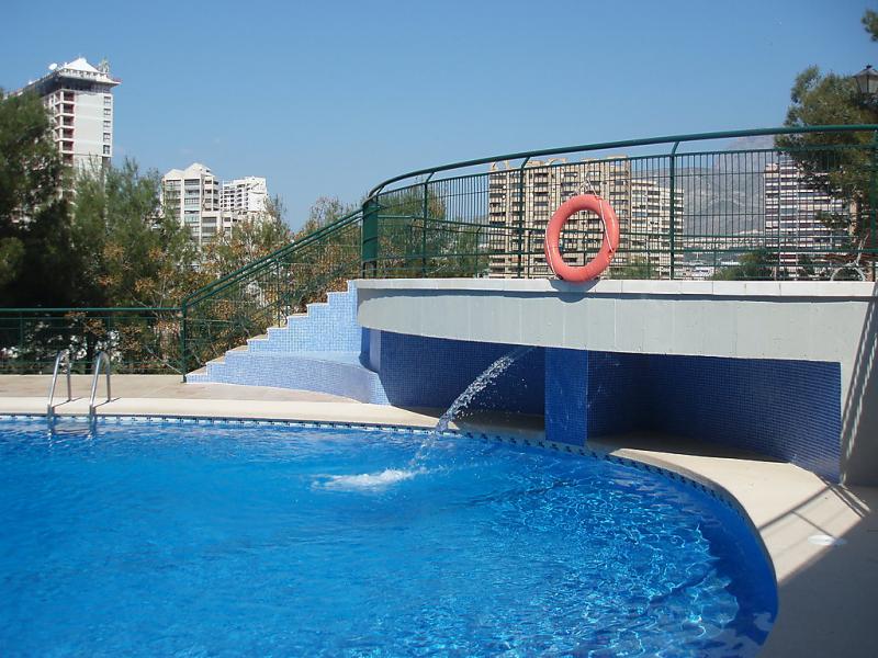 Coblanca xvi 147799,Apartamento  con piscina privada en Benidorm, en la Costa Blanca, España para 4 personas...