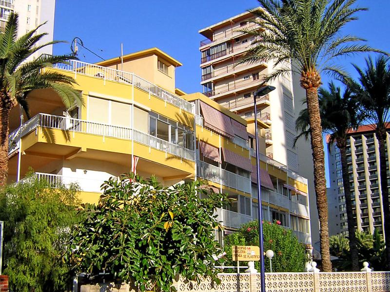 Junco 147801,Apartamento en Benidorm, en la Costa Blanca, España para 4 personas...