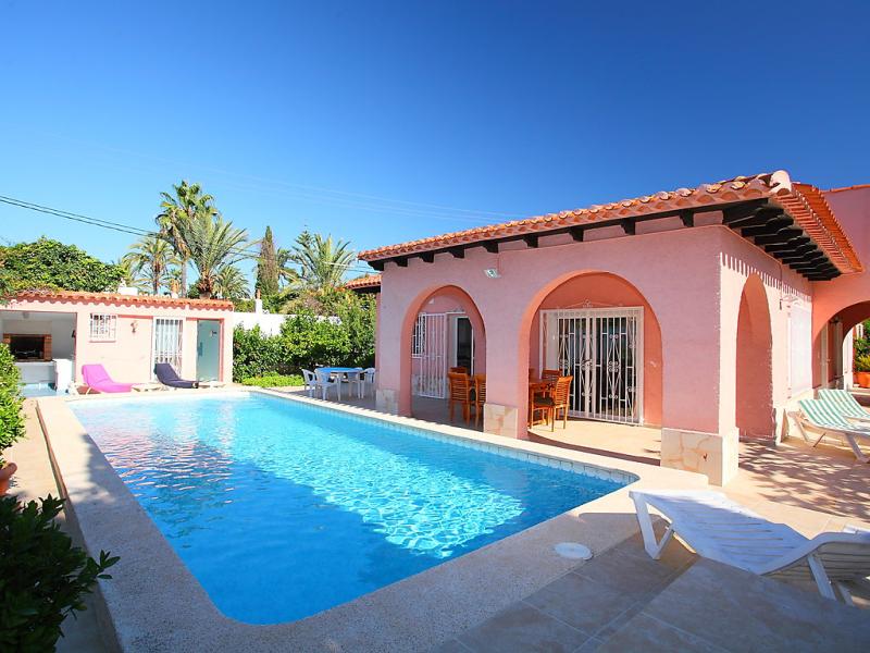 Casa sandra 147836,Villa  con piscina privada en L'Albir, en la Costa Blanca, España para 6 personas...