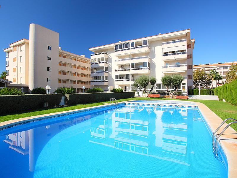 Celio i 1419710,Apartamento  con piscina privada en L'Albir, en la Costa Blanca, España para 4 personas...