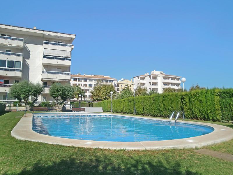 Celio i 1419805,Apartamento en L'Albir, en la Costa Blanca, España  con piscina privada para 4 personas...
