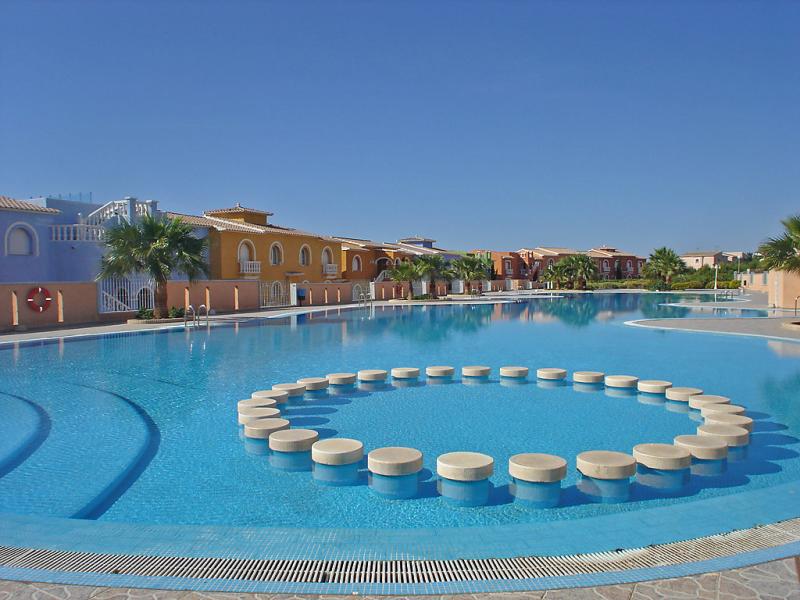 Pueblo de la paz 1428807,Apartamento en Jávea-Benitachell, en la Costa Blanca, España  con piscina privada para 4 personas...
