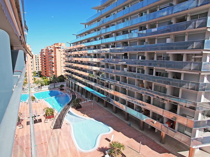 Elegance 1352 1429698,Apartamento en Benidorm, en la Costa Blanca, España  con piscina privada para 4 personas...