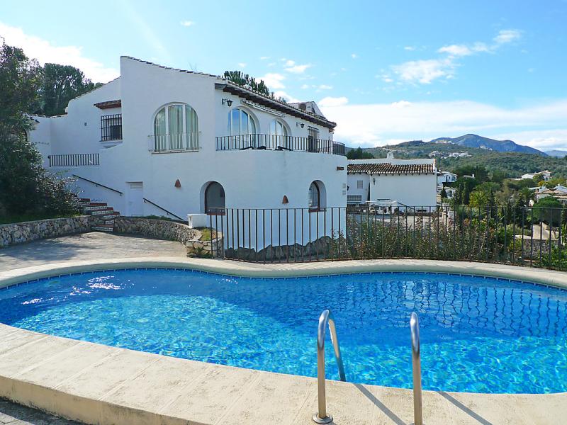 Villa teresa 1431998,Villa  con piscina privada en Pego, en la Comunidad Valenciana, España para 6 personas...