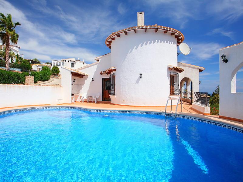 Villa suzanne 1439131,Vivienda de vacaciones en Pego, en la Comunidad Valenciana, España  con piscina privada para 6 personas...