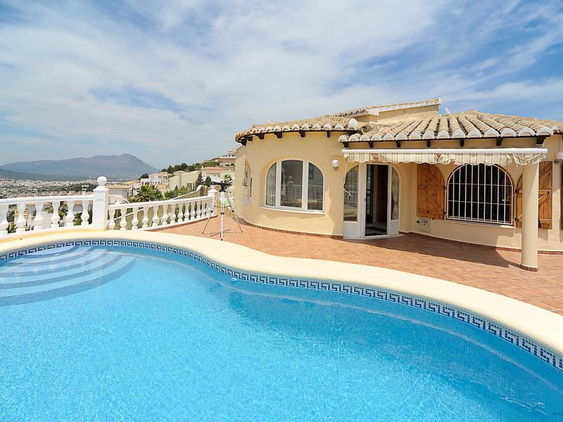 Cds 22k 1449202,Vivienda de vacaciones en Jávea-Benitachell, en la Costa Blanca, España  con piscina privada para 6 personas...