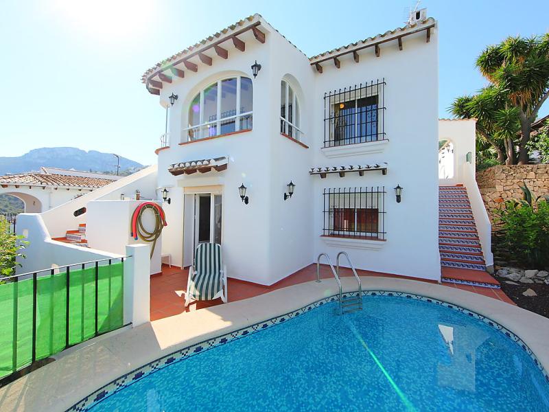 Los patios 1452169,Villa en Pego, en la Comunidad Valenciana, España  con piscina privada para 4 personas...
