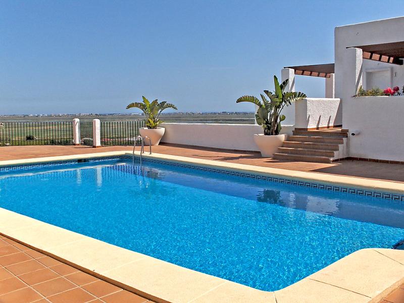 Don jorge 1457794,Appartement  met privé zwembad in Pego, in de Comunidad Valenciana, Spanje voor 4 personen...