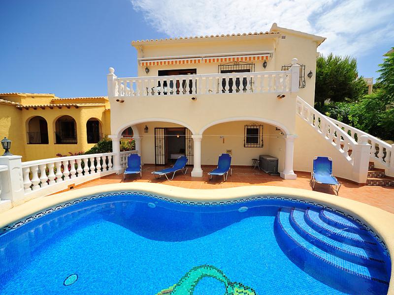 Cds 50p 1461446,Vivienda de vacaciones en Jávea-Benitachell, en la Costa Blanca, España  con piscina privada para 6 personas...
