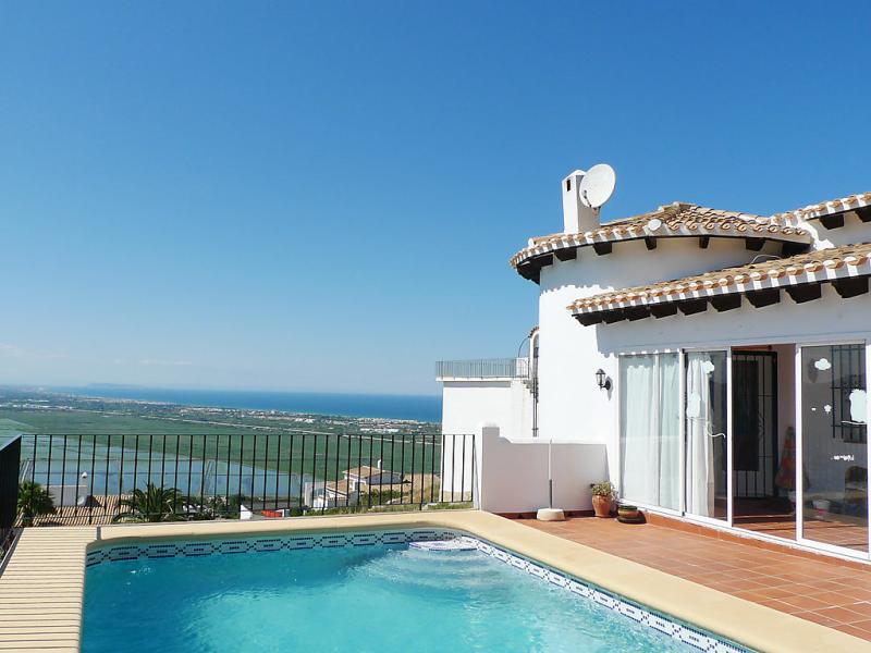 Casa el verger 1465154,Villa en Pego, en la Comunidad Valenciana, España  con piscina privada para 6 personas...