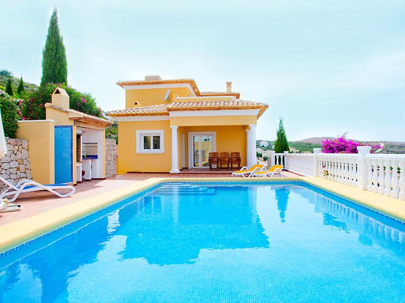 Levante 1483300,Vivienda de vacaciones en Pego, en la Comunidad Valenciana, España  con piscina privada para 6 personas...