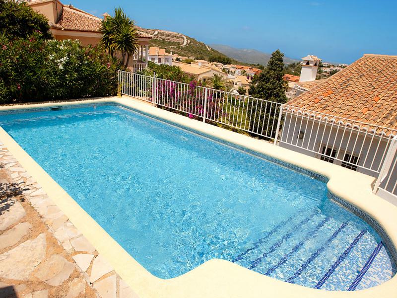 Lunas 1486515,Vivienda de vacaciones en Pego, en la Comunidad Valenciana, España  con piscina privada para 6 personas...