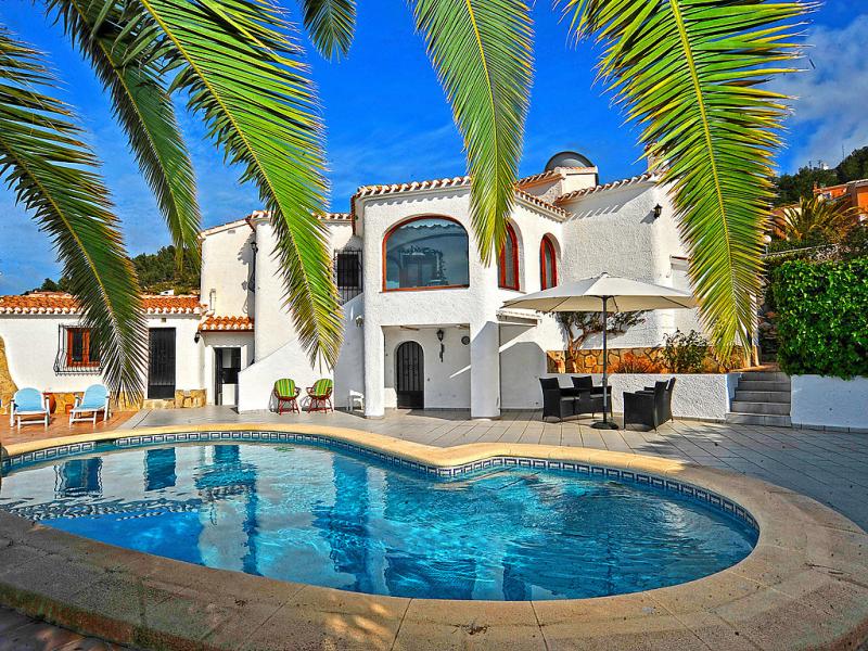 Sarasquete 1488239,Villa  con piscina privada en Jávea-Benitachell, en la Costa Blanca, España para 6 personas...