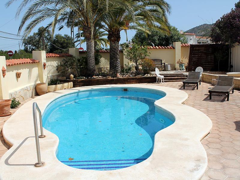 Casa bergen 1496289,Villa  con piscina privada en L'Albir, en la Costa Blanca, España para 6 personas...