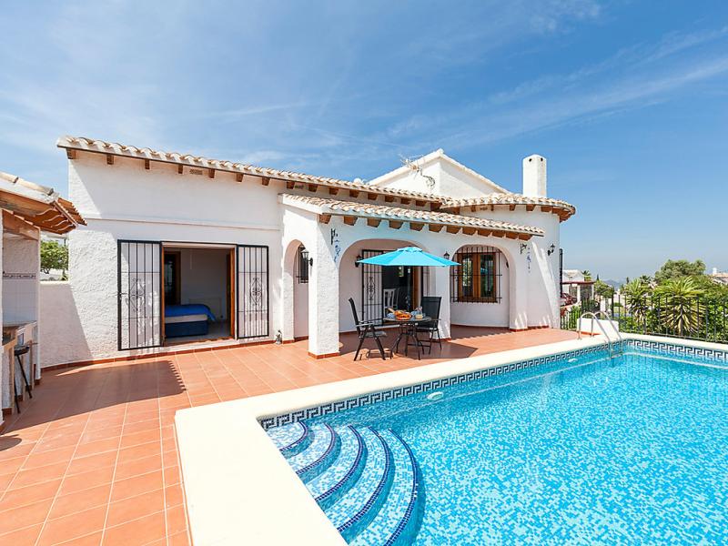 Jillian 1496951,Vivienda de vacaciones en Pego, en la Comunidad Valenciana, España  con piscina privada para 6 personas...
