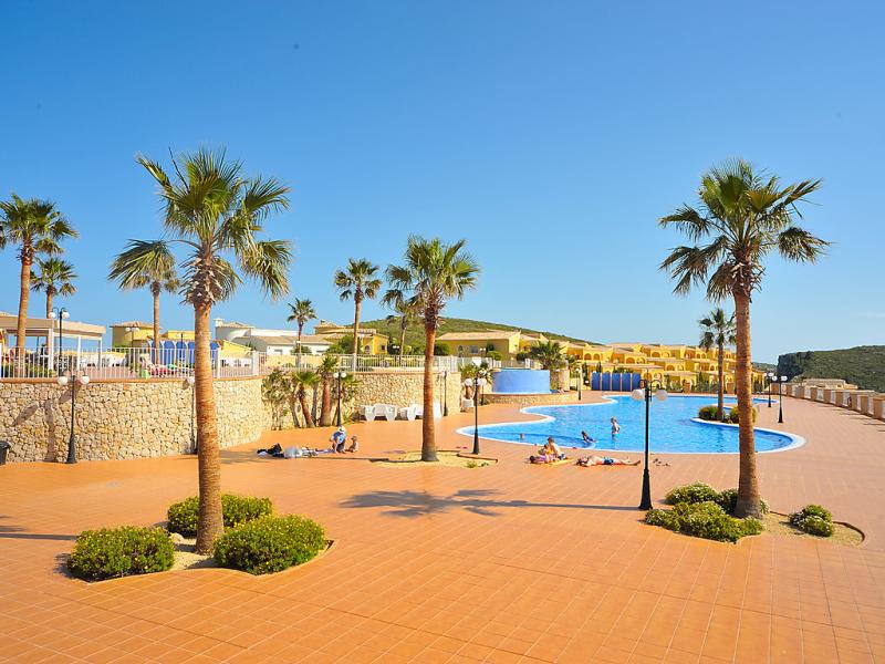Murillo 10 1498095,Apartamento  con piscina privada en Jávea-Benitachell, en la Costa Blanca, España para 6 personas...
