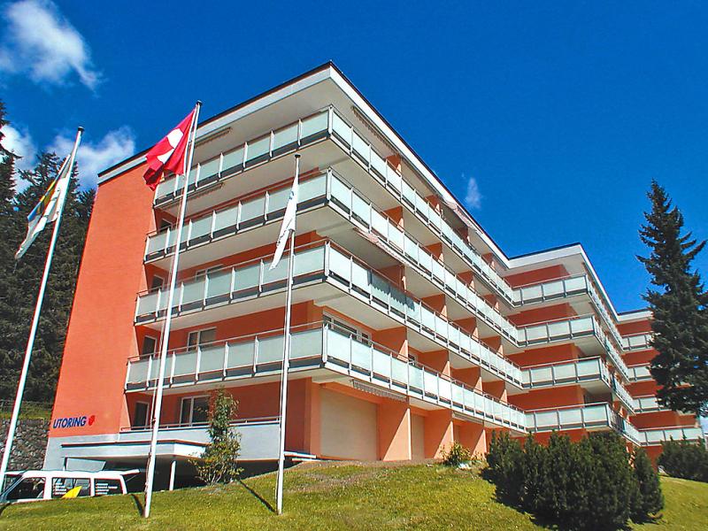 Promenade utoring 143480,Apartamento en Arosa, Graubunden, Suiza para 4 personas...