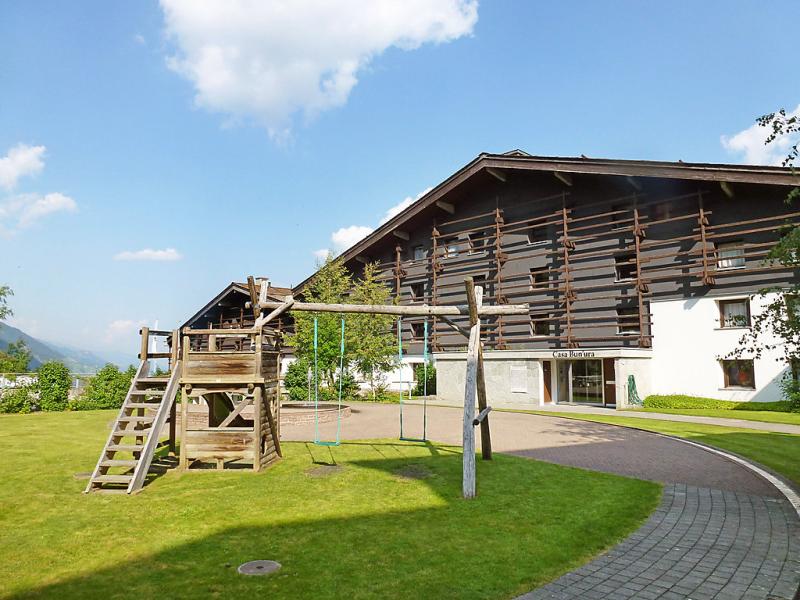 Acletta utoring 143524,Apartamento  con piscina privada en Disentis, Lake Zurich Region, Suiza para 3 personas...