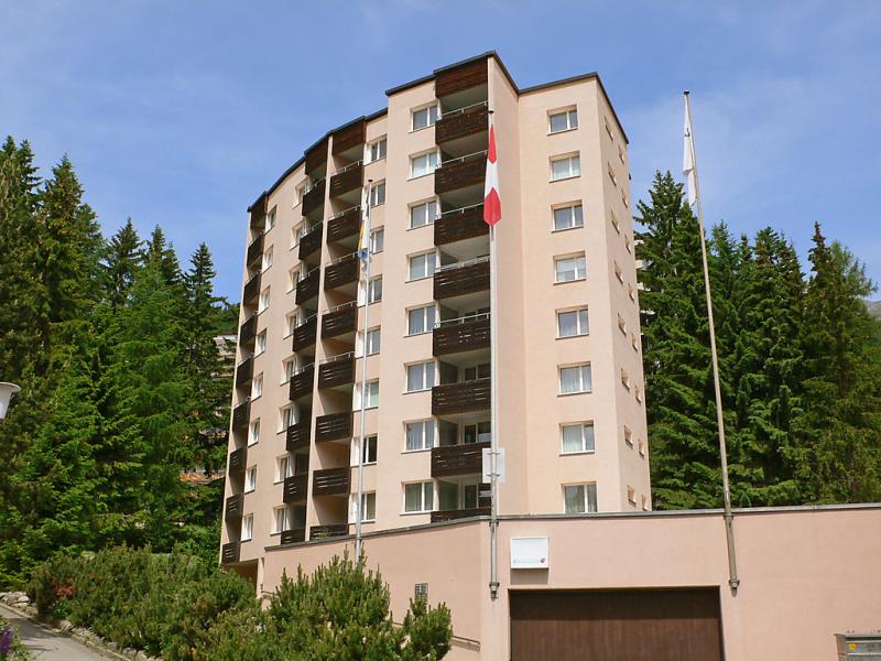 Parkareal utoring 143663,Apartamento en Davos, Graubunden, Suiza para 2 personas...