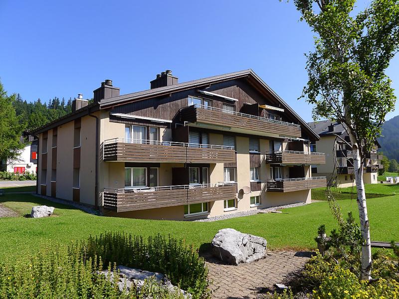 Parkhotel arvenbhl 144031,Apartamento en Amden, East Switzerland, Suiza para 4 personas...