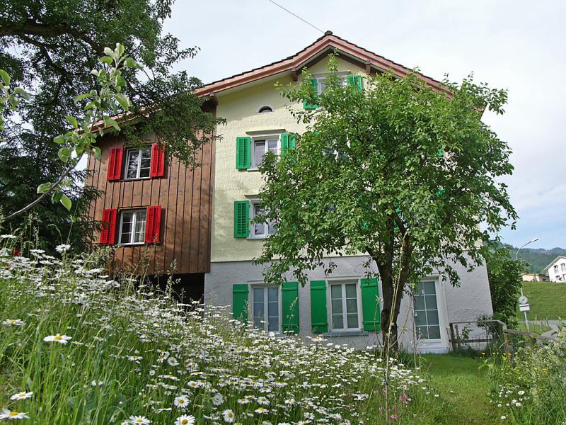 Eggli 144033,Apartamento en Unterterzen, East Switzerland, Suiza para 6 personas...