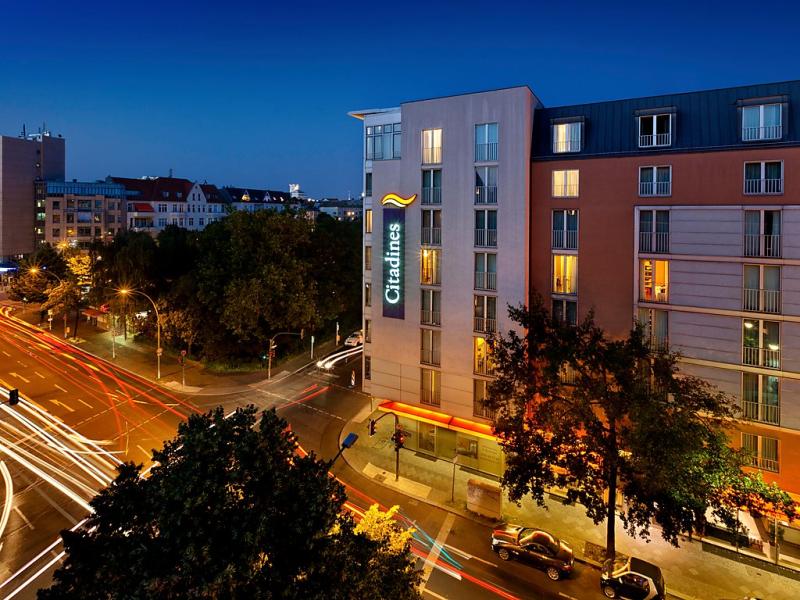 Citadines 144062,Estudio en Berlijn, Brandenburg, Alemania para 2 personas...