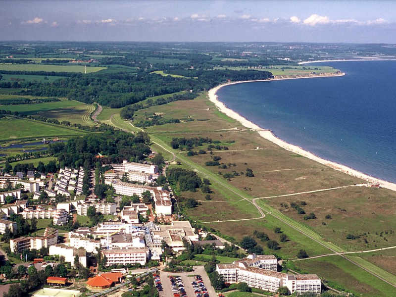 Weissenhuser strand 144142,Apartamento  con piscina privada en Weissenhäuser Strand, Baltic Sea, Alemania para 2 personas...