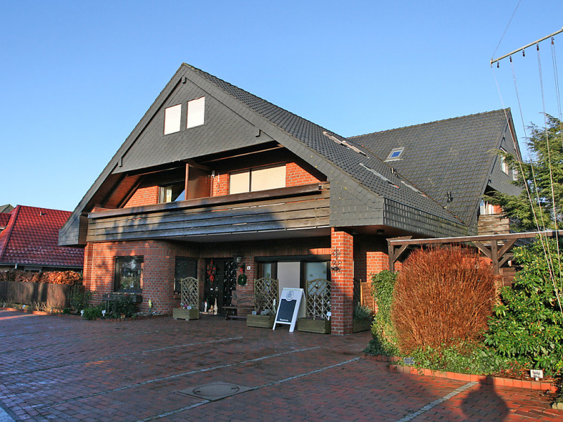 Haus windrose 144242, Apartment in Burhave, North Sea, Germany  with private pool for 2 persons...