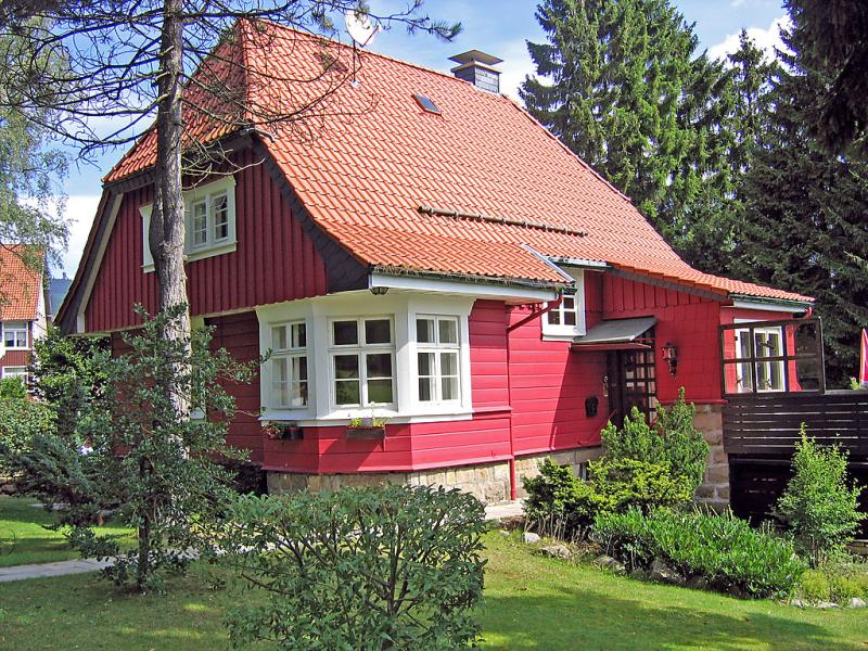 Haus abraxas 144349,Vivienda de vacaciones en Braunlage, Harz, Alemania para 8 personas...