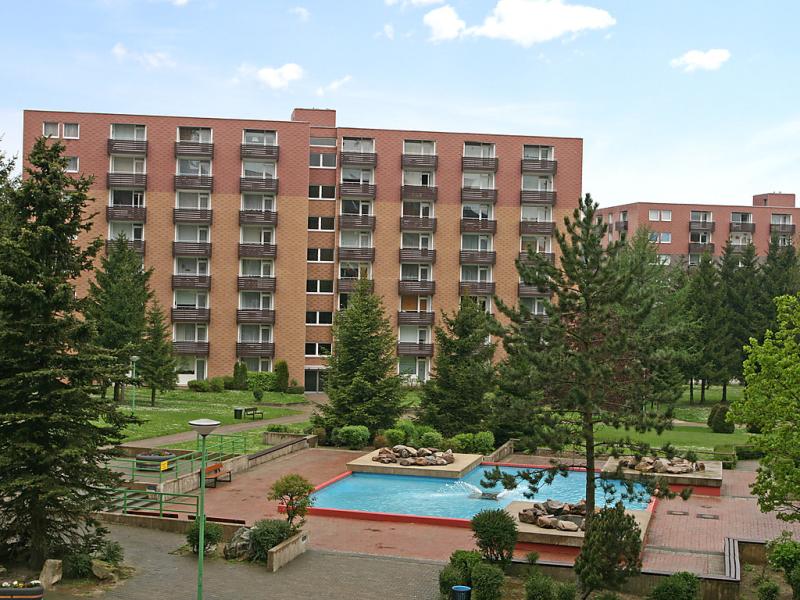 Glockenberg 144375,Appartement à Altenau, Harz, Allemagne pour 4 personnes...