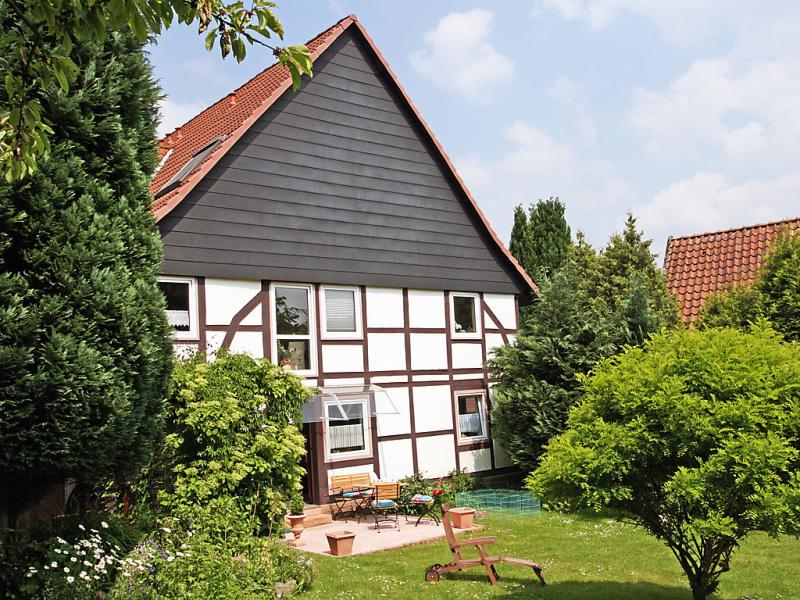 Kopie 144462,Apartamento en Blomberg, Teutoburgian Forest, Alemania para 4 personas...