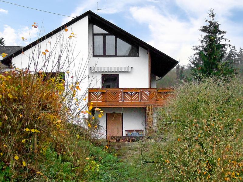 Haus klamp 144532,Apartamento en Sankt Goarshausen, Rhine-Ahr-Lahn, Alemania para 4 personas...