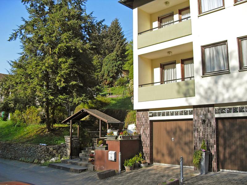 Der malerwinkel 144651,Apartamento en Enkirch, Rhine-Ahr-Lahn, Alemania para 2 personas...