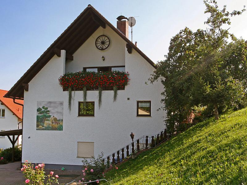 Hartmann 144682,Apartamento en Reichelsheim, Odenwald, Alemania para 4 personas...